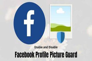 Cara Mengaktifkan Profil Picture Guard di Facebook Tanpa Ribet
