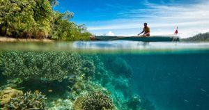 Perkembangan dan Pelestarian Wilayah Laut Indonesia
