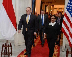 Politk Luar Negeri Bebas Aktif Negara Indonesia