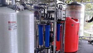 Membuat Air yang Layak Minum Dengan Mesin Reverse Osmosis